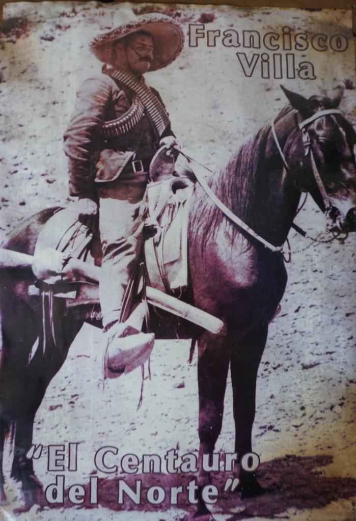 "Francisco ""Poncho"" Villa, outlaw, revolutionary."