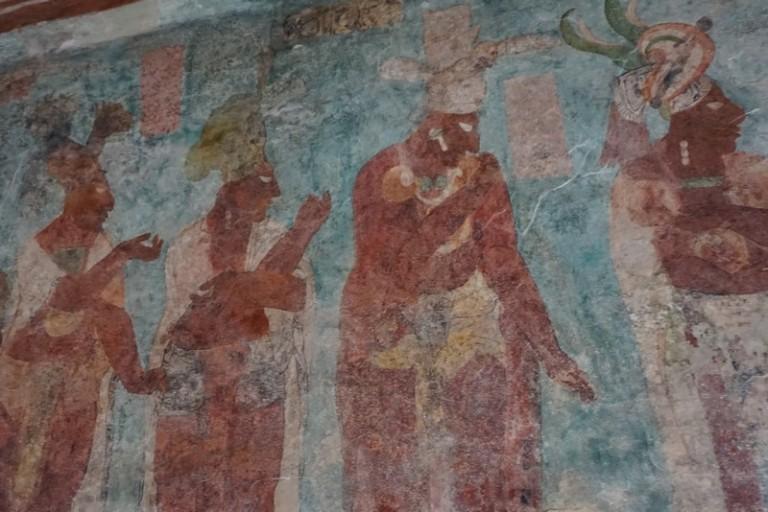 Bonampak The Best Preserved Mayan Paintings In All Of Latin America